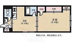 十日市町駅 3.7万円