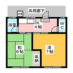 唐竹公園 3.8万円