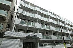 東京都世田谷区成城2丁目の賃貸マンションの外観