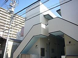 アロンゾ鳳[2階]の外観
