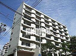 上杉ハイツ[6階]の外観