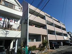 協和荘[401号室]の外観