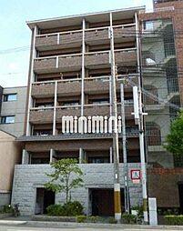 プレサンス京大南[3階]の外観