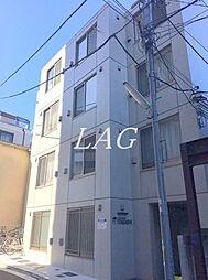 東京都北区滝野川5丁目の賃貸マンションの外観