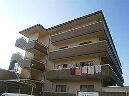 大阪府高槻市竹の内町の賃貸マンションの外観