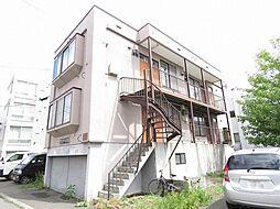 グランドール元町[2階]の外観
