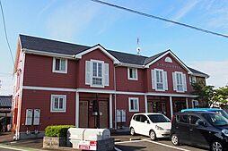 香川県丸亀市土器町西6丁目の賃貸アパートの外観