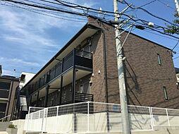 レオネクストエマーレ横浜壱番館[105号室]の外観