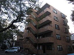 レジデンス小山ビル[1階]の外観