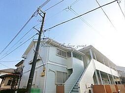 ラ・モアレ湘南[1階]の外観