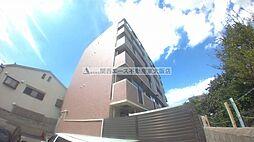 大阪府東大阪市御厨1丁目の賃貸マンションの外観