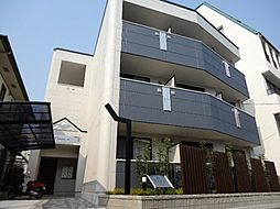 広島県広島市中区羽衣町の賃貸マンションの外観