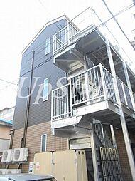東京都荒川区町屋5丁目の賃貸アパートの外観