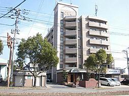 福岡県太宰府市大佐野4丁目の賃貸マンションの外観