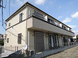 アクティブハウスD棟[2階]の外観