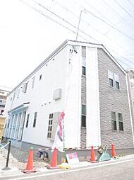愛知県名古屋市千種区唐山町2丁目の賃貸アパートの外観