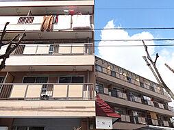 門田マンション[4階]の外観