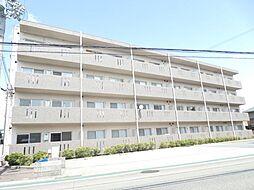 兵庫県明石市大久保町福田1丁目の賃貸マンションの外観
