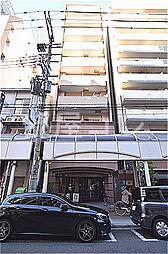 アスリート御堂筋本町[402号室]の外観