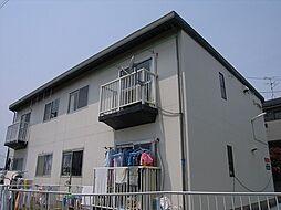 コーポ青谷[2階]の外観