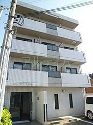 京都府京都市南区西九条豊田町の賃貸マンションの外観