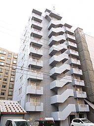 KN南1条マンション[4階]の外観