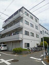 ピースフルマンション[4階]の外観