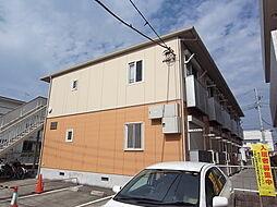 ベルモア高座渋谷[2階]の外観