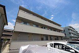 愛知県豊田市御幸本町7丁目の賃貸アパートの外観