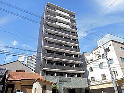 レジュールアッシュ福島CUEZ[7階]の外観