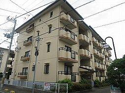 大阪府茨木市沢良宜西2丁目の賃貸マンションの外観