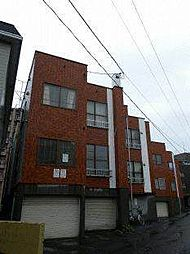 東札幌ハイツE[2階]の外観