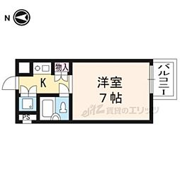 今出川駅 4.3万円