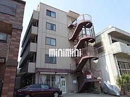 小澤マンション[4階]の外観