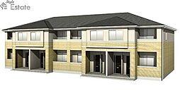 仮)H・K様賃貸アパート6期A棟新築[1階]の外観