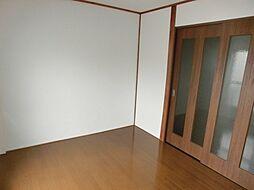 関山ビルの洋室