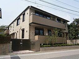 東京都練馬区関町北1丁目の賃貸アパートの外観