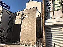 神奈川県横浜市鶴見区北寺尾1丁目の賃貸アパートの外観