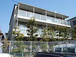京都府京都市西京区下津林南大般若町の賃貸マンションの外観
