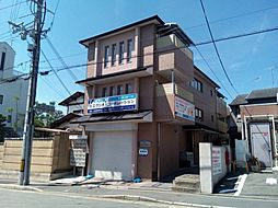 BRAINS京都衣笠[202号室]の外観