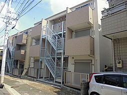 シャルム西横浜[202号室]の外観