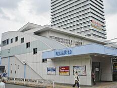 東村山駅(西武 新宿線)まで1616m