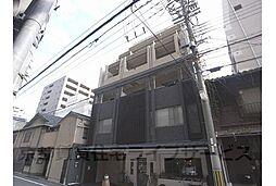 京都府京都市中京区突抜町の賃貸マンションの外観
