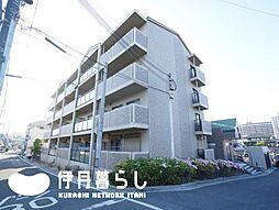 兵庫県伊丹市北河原2丁目の賃貸マンションの外観