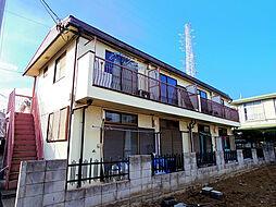 コーポ・ハナミズキ[2階]の外観