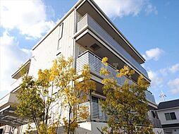 ヘーベル小野原西[1階]の外観