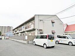 静岡県三島市西若町の賃貸アパートの外観