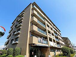 千里パノラマハイツ2[6階]の外観