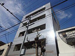 大阪府大阪市阿倍野区松崎町3丁目の賃貸マンションの外観