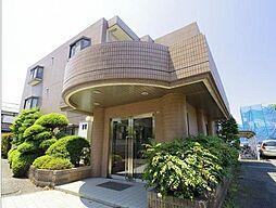 東京都調布市佐須町4丁目の賃貸マンションの外観